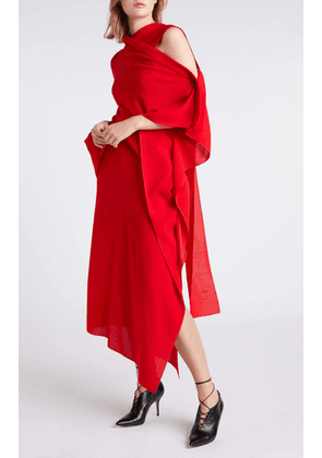 Carmel Dress - 6 / Scarlet Red