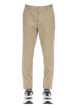 Cotton Canvas Chino Pants