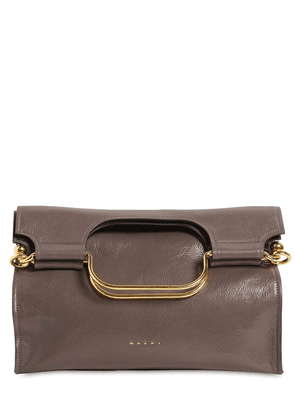 Marcele Leather Top Handle Bag