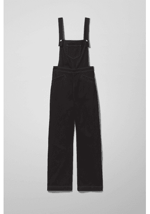 Jolen Denim Jumpsuit - Black