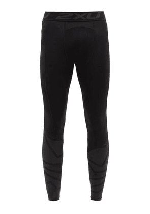 2xu - Accelerate Compression Tights - Mens - Black