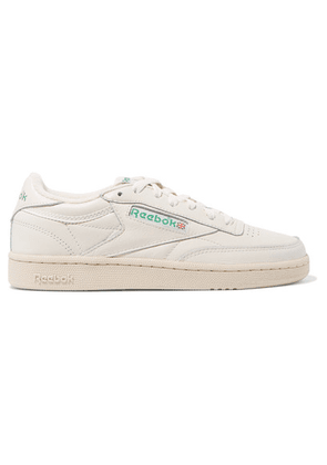 Reebok - Club C 1985 Tv Leather Sneakers - White