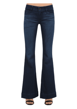 Love Story Low Rise Flared Denim Jeans