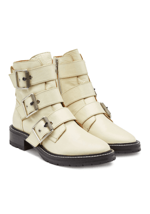 Rag & Bone Cannon Leather Ankle Boots