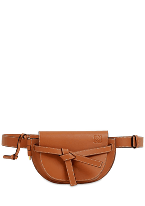 Gate Mini Leather Belt Bag
