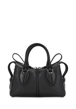 Mini Patent Leather D Bag