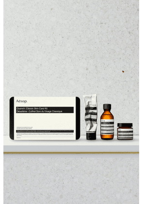Quench: Classic Skin Care Kit