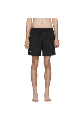 Burberry Black Grafton Swim Shorts