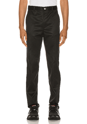 Givenchy Slim Fit Pants in Black - Black. Size 46 (also in 48,50).