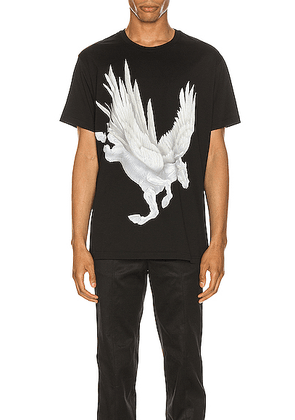 Givenchy Graphic Tee in Black - Black. Size S (also in M,L,XL).
