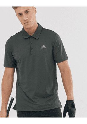 Adidas Golf Ultimate 2.0 polo in green