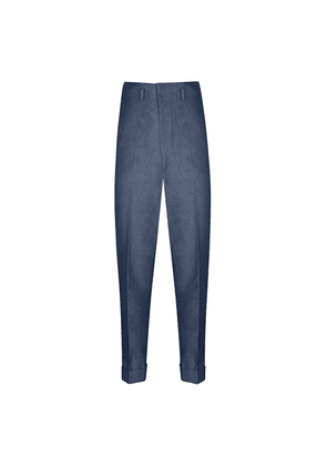 Denim Blue Hollywood-Top Trousers