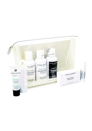 White Moss Complete Travel Set