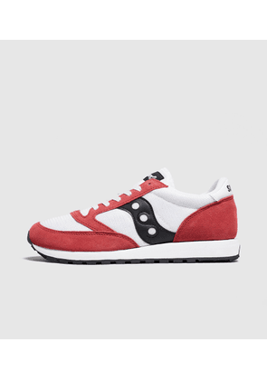 Saucony Jazz, WHT/RED/WHT/RED