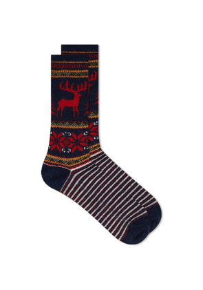 Anonymous Ism Deer Snow Sock