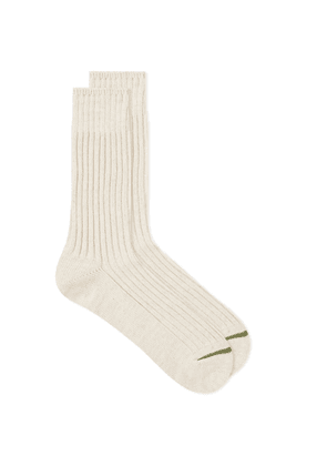 Anonymous Ism Go Hemp Crew Sock