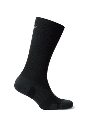2XU - Vectr Cushioned Stretch-nylon Full-length Compression Socks - Black