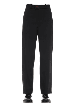 Classic Virgin Wool Blend Pants