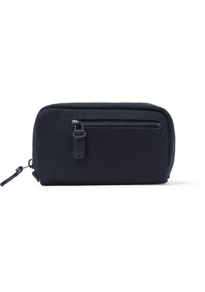 Álvaro - Canvas Wash Bag - Navy