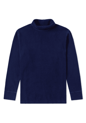 Blue Blue Japan Long Sleeve Roll Neck Tee