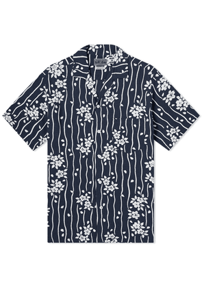 Blue Blue Japan Sakura Vacation Shirt