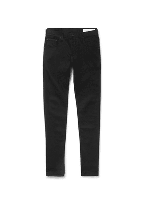 rag & bone - Fit 1 Skinny-fit Denim Jeans - Black