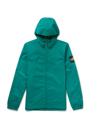 The North Face - Mountain Q Waterproof Shell Hooded Jacket - Green