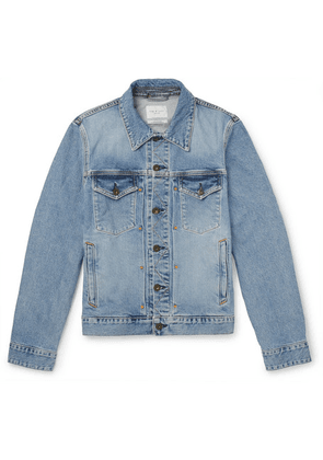 rag & bone - Definitive Slim-fit Denim Jacket - Blue