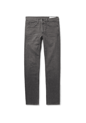 rag & bone - Fit 2 Slim-fit Denim Jeans - Anthracite