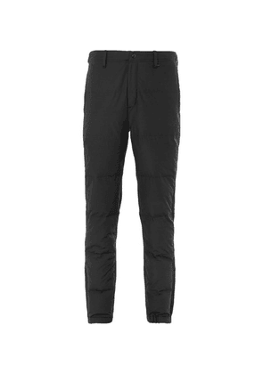The North Face - City Quilted Shell And Tech-jersey Down Trousers - Black