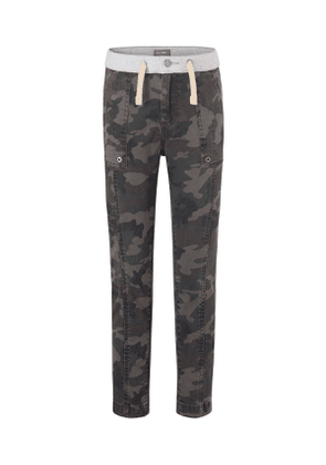 Boys' William Camo-Print Track Chino Pants, Size Youth 7-18