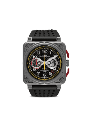 Bell & Ross BR 03-94 R.S.18 42mm - Grey, Black, Red And Yellow