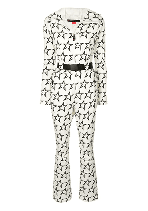 Perfect Moment Star Suit jumpsuit - White