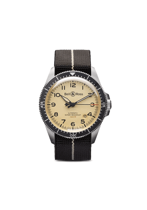 Bell & Ross - Beige, Black And Grey