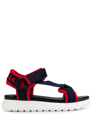 P.A.R.O.S.H. Back shoes - Red