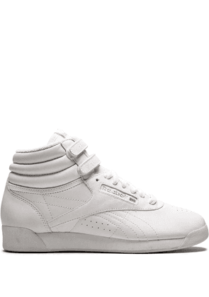 Reebok Freestyle Hi sneakers - White