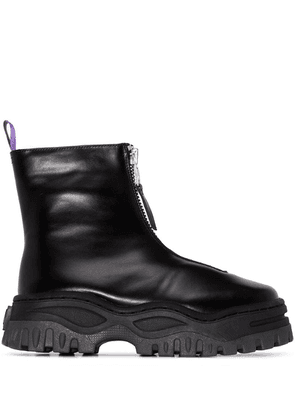 Eytys Raven chunky ankle boots - Black