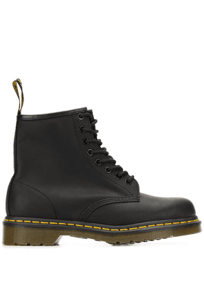 Dr. Martens 1460 Greasy boots - Black