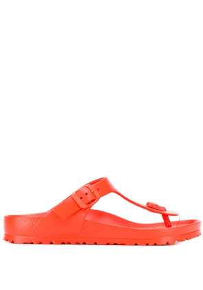 Birkenstock Gizeh slip-on sandals - Orange