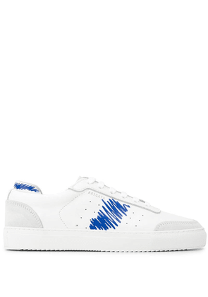 Axel Arigato dunk top top sneakers - White