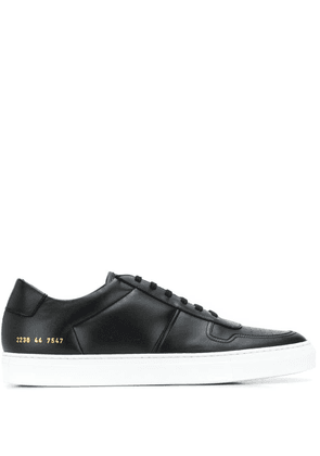 Common Projects perforated toe sneakers - Black