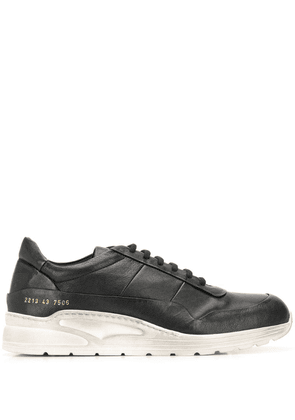 Common Projects lace-up sneakers - Black