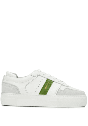 Axel Arigato lace-up platform sneakers - White