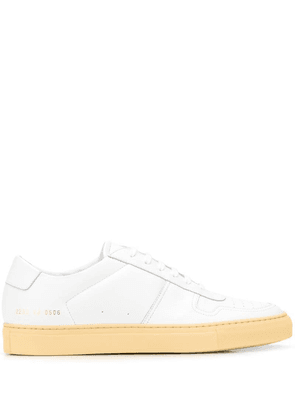 Common Projects retro low-top sneakers - White