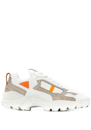 Filling Pieces chunky sole sneakers - White