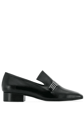 Dorateymur square toe loafers - Black