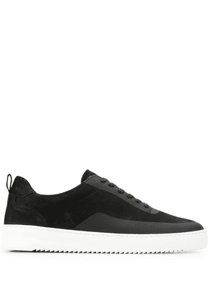 Filling Pieces low top sneakers - Black