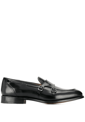 Church's Clatford twin-buckle loafers - Black