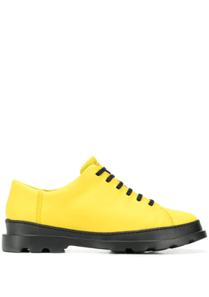 Camper Brutus lace-up shoes - Yellow