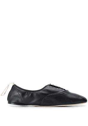 Loewe Derby lace-up shoes - Black